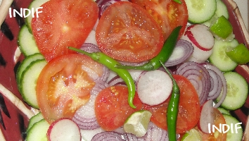 Refreshing Indian Salads