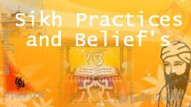 Sikh Practices and Belief's