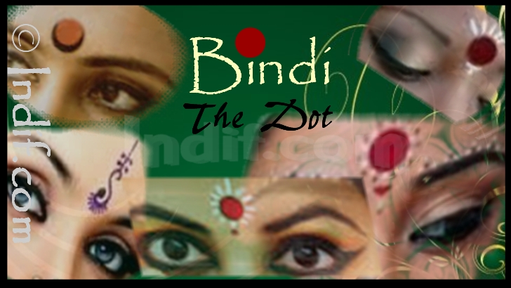 Bindi - the Red dot