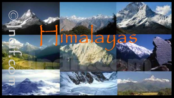 Himalayas - The Natural Beauty of Earth